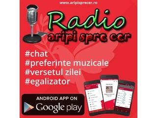 Radio Aripi Spre Cer - 1/1