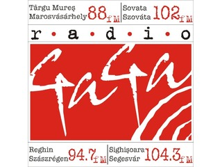 Radio Gaga Targu Mures - 1/1